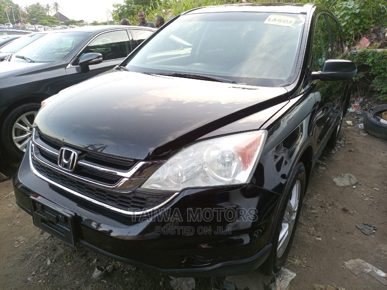 Honda CR-V 2010 Black