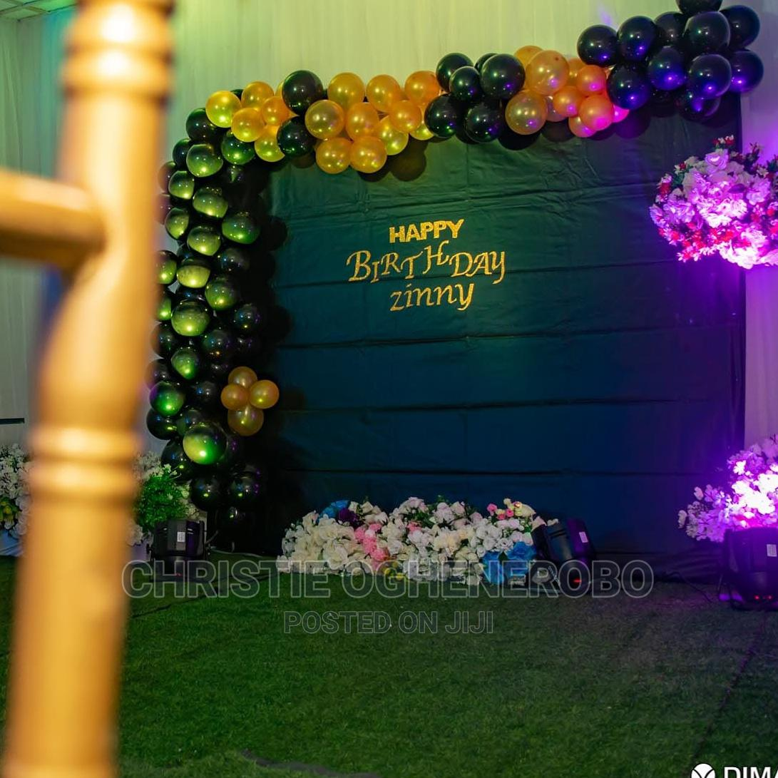 Alimosho Event Planner and Decorator