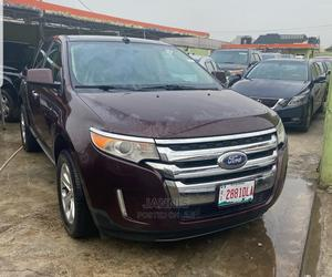 Ford Edge 2011 Brown   Cars for sale in Lagos State, Ogba