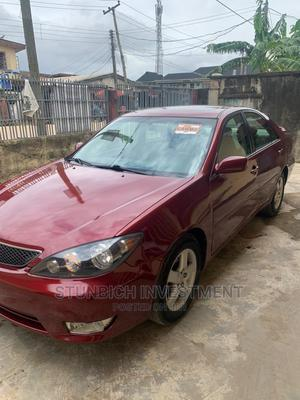Toyota Camry 2005 Red | Cars for sale in Lagos State, Gbagada