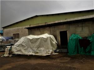 For Sale Standard Warehouse With Office, on an Acre of Land | Commercial Property For Sale for sale in Agege, New Oko Oba