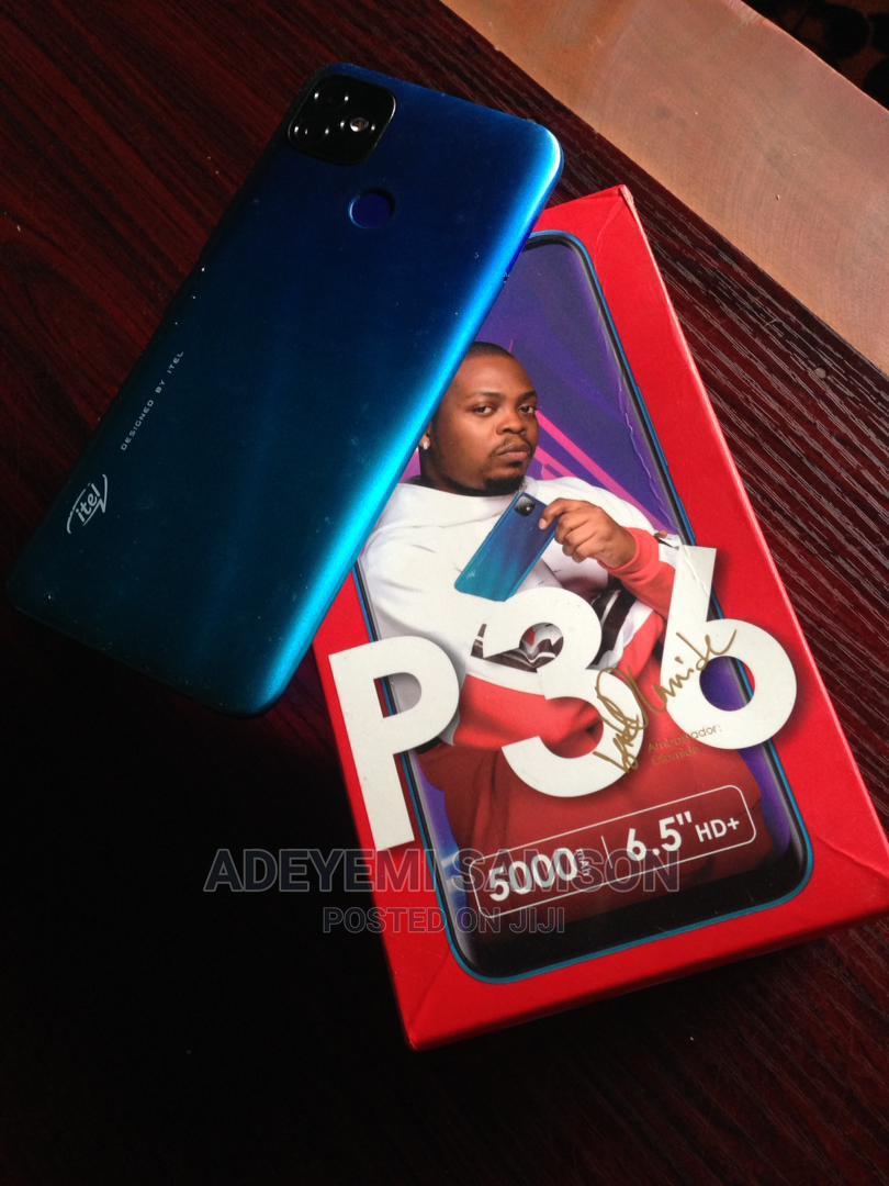 Archive: Itel P36 16 GB Blue