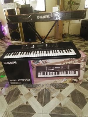 Yamaha Keyboard Psr-E373 | Audio & Music Equipment for sale in Lagos State, Ojo