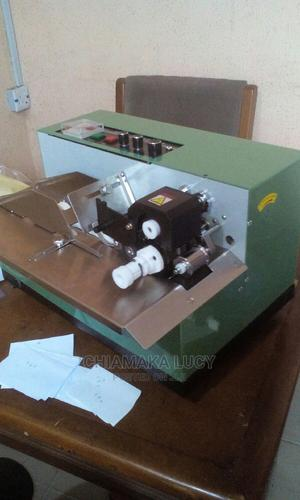 Solid Ink Date Coding Machine | Manufacturing Equipment for sale in Lagos State, Yaba