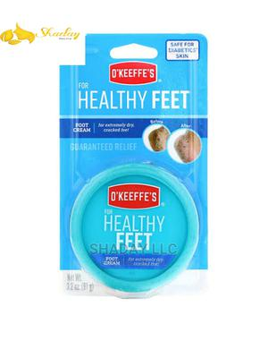 O'Keeffe's for Healthy Feet Foot Cream 3.2oz 91g | Skin Care for sale in Lagos State, Alimosho