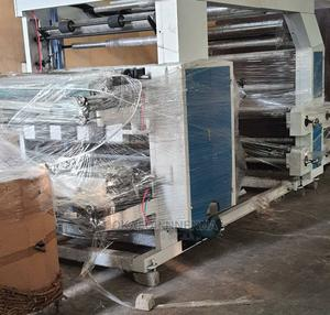 4 Colour Printing Machine Flexo | Manufacturing Equipment for sale in Osun State, Ifelodun-Osun