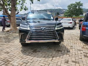 Lexus LX 2017 570 AWD Black | Cars for sale in Abuja (FCT) State, Gwarinpa