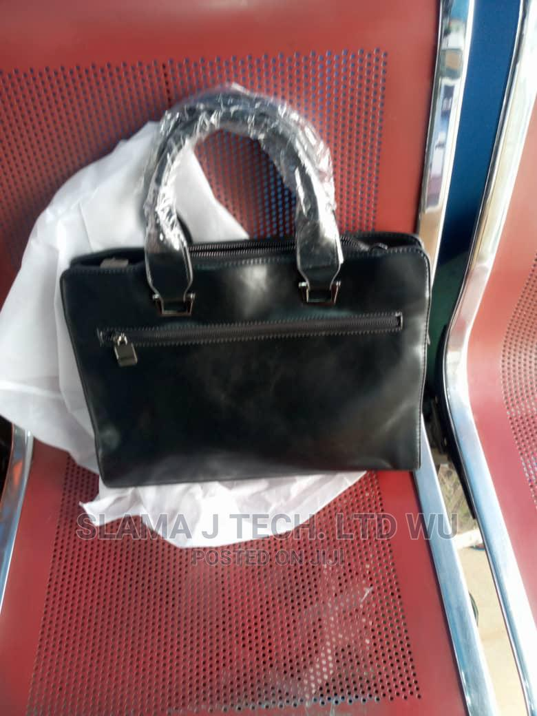 Unisex Pure Leather Laptop Bag | Bags for sale in Wuse 2, Abuja (FCT) State, Nigeria