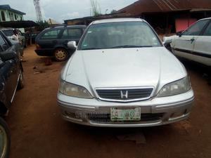 Honda Accord 2002 Coupe Silver   Cars for sale in Edo State, Benin City