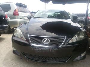 Lexus IS 2008 250 Black | Cars for sale in Lagos State, Apapa