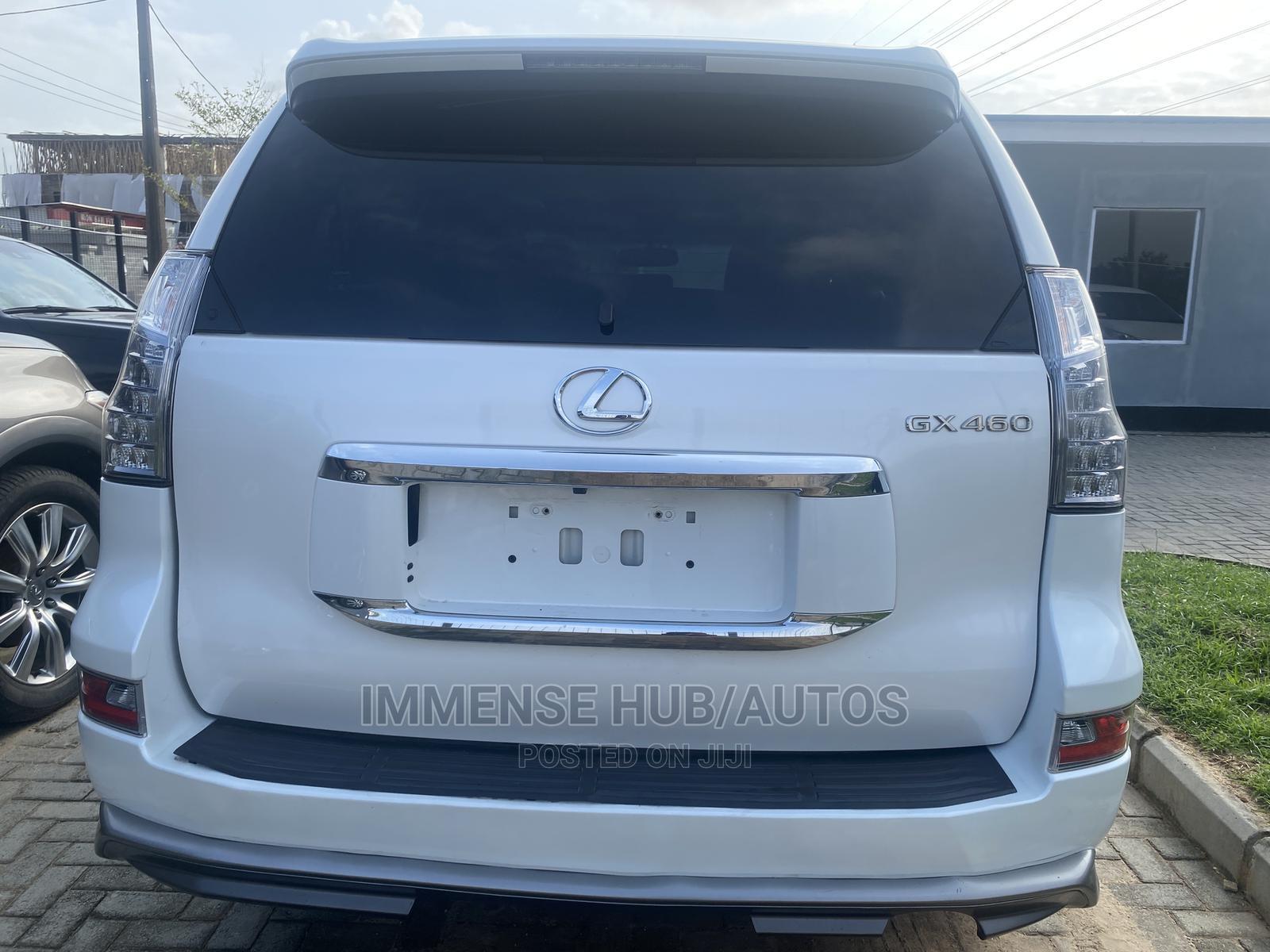 Lexus GX 2018 460 Luxury White | Cars for sale in Lekki, Lagos State, Nigeria