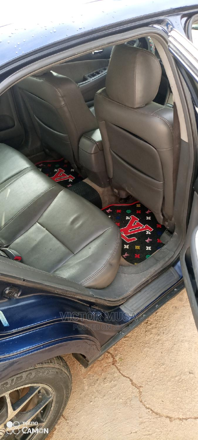 Honda Accord 2004 2.4 Type S Automatic Blue   Cars for sale in Kubwa, Abuja (FCT) State, Nigeria