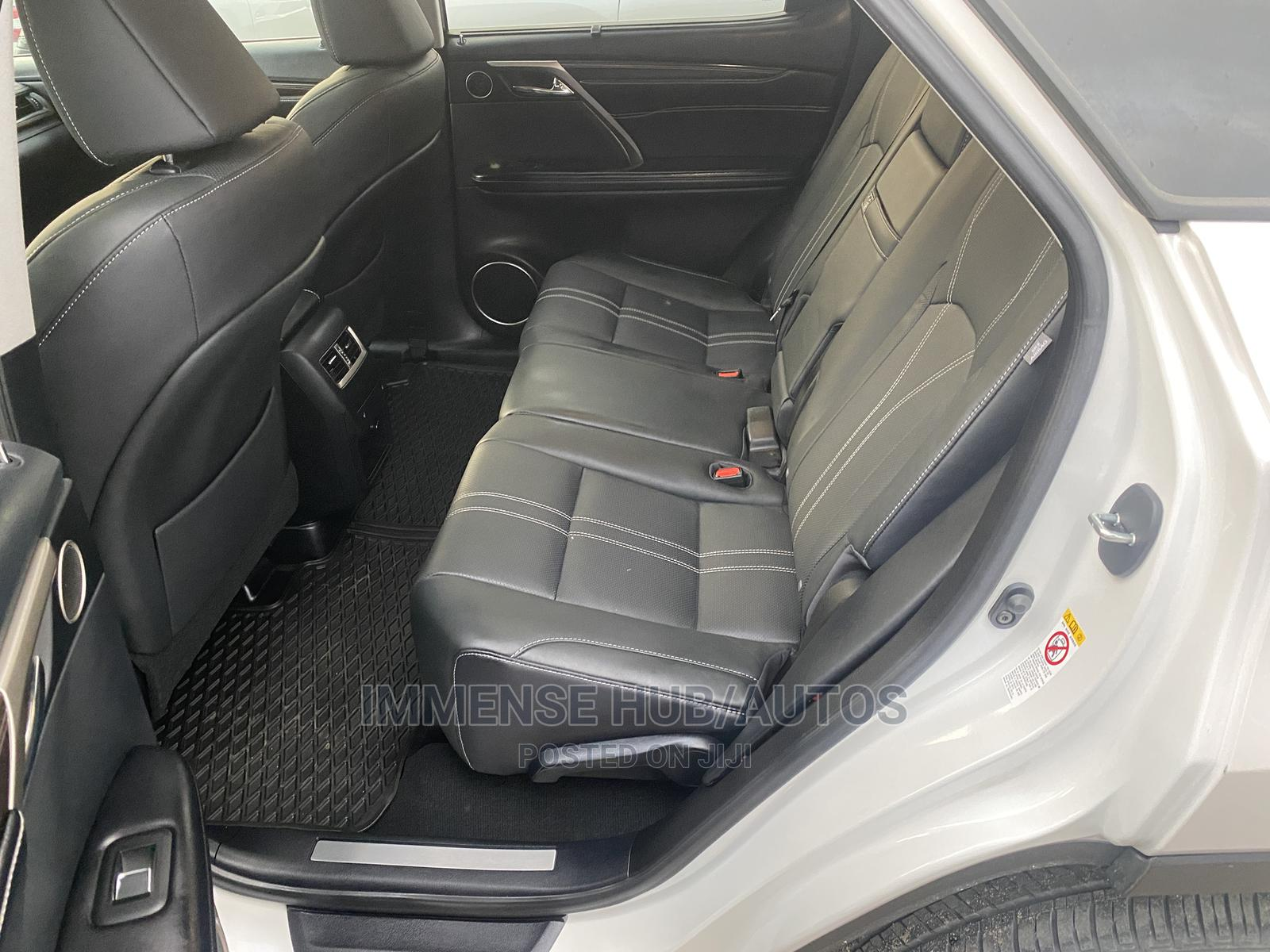 Lexus RX 2019 350 AWD White | Cars for sale in Lekki, Lagos State, Nigeria