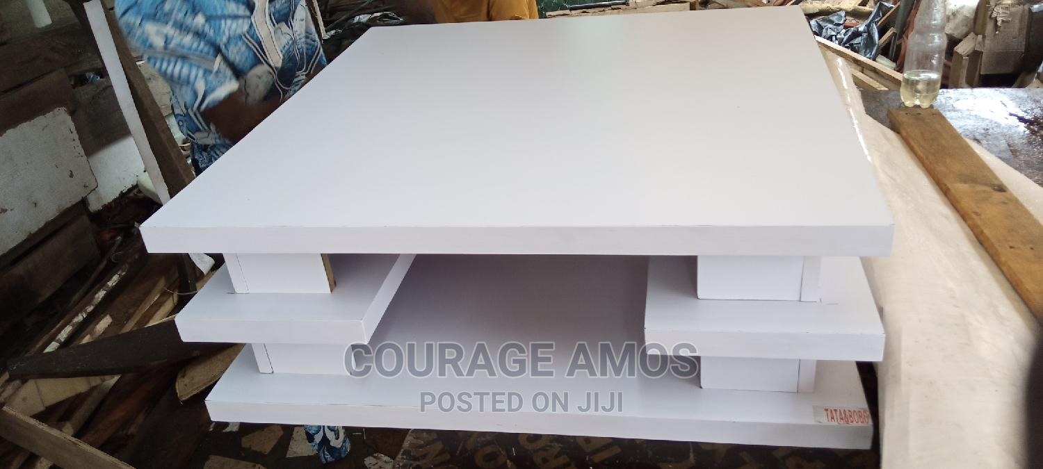 Nice and Beautiful Glassed Center Table | Furniture for sale in Badagry, Lagos State, Nigeria