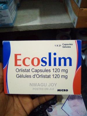 Eco Slim Capsules | Vitamins & Supplements for sale in Lagos State, Kosofe