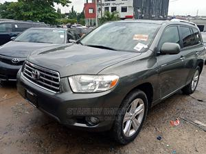 Toyota Highlander 2009 Limited 4x4 Green   Cars for sale in Lagos State, Magodo