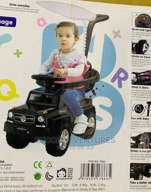 Stroller Pushing Ride on Car.   Toys for sale in Lagos State, Lagos Island (Eko)