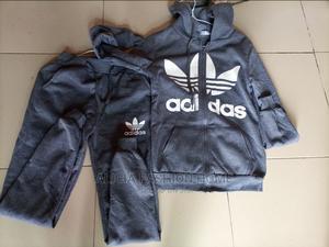 Unisex Adidas Tracksuit   Clothing for sale in Edo State, Benin City