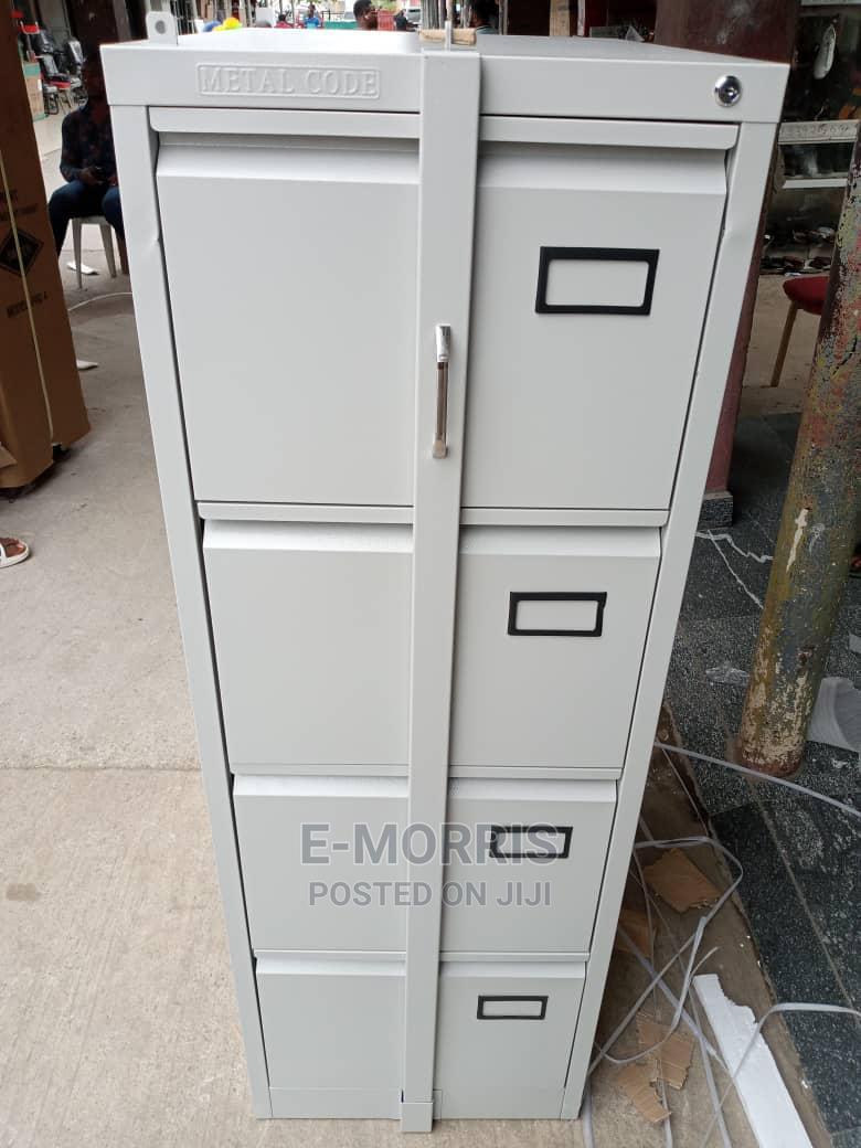 Four Drawal Cabinet Safe