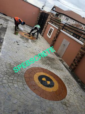 Stampede Concrete and Concrete Interlock | Landscaping & Gardening Services for sale in Lagos State, Ikeja