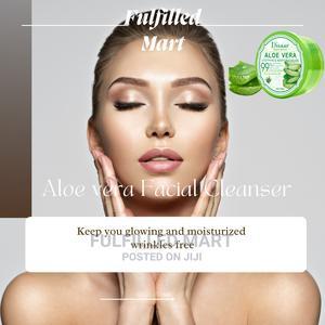 Aloe Vera Facial Cleanser | Skin Care for sale in Akwa Ibom State, Uyo