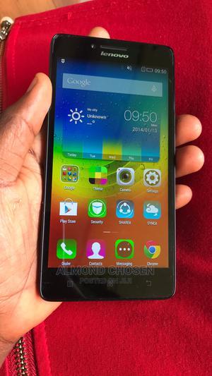 Lenovo A6000 8 GB Black | Mobile Phones for sale in Lagos State, Ikeja