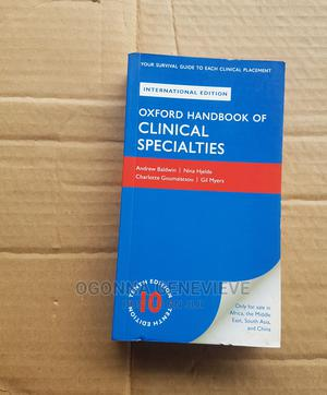 Oxford Handbook of Clinical Specialties 10th Edition | Books & Games for sale in Lagos State, Yaba