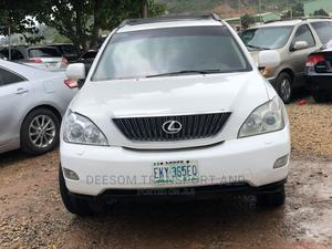 Lexus RX 2006 White | Cars for sale in Abuja (FCT) State, Gwarinpa