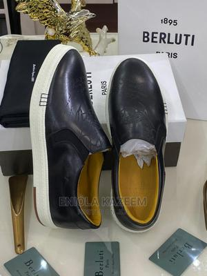 High Quality Designer Leather Sneakers Berluti Available | Shoes for sale in Lagos State, Lagos Island (Eko)