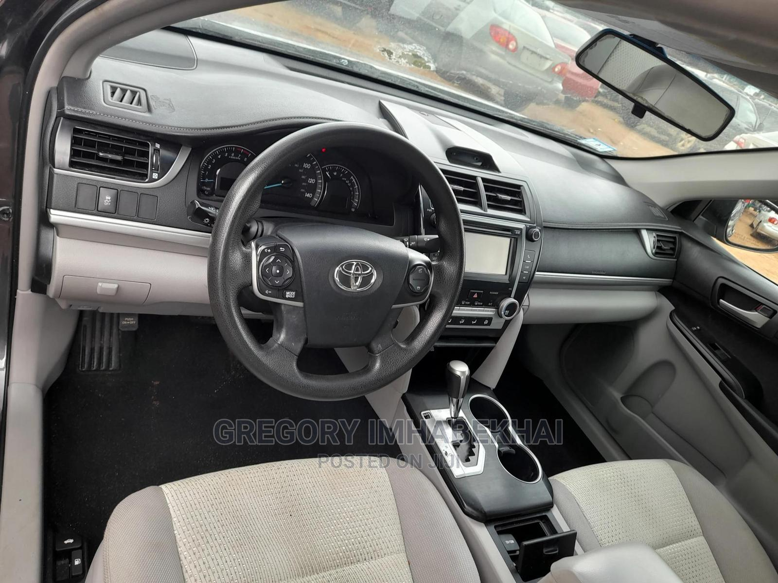 Toyota Camry 2012 Gray | Cars for sale in Benin City, Edo State, Nigeria