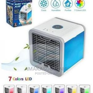 Arctic Air Personal Space Cooler USB Mini Fan Mini AC | Home Appliances for sale in Lagos State, Lagos Island (Eko)