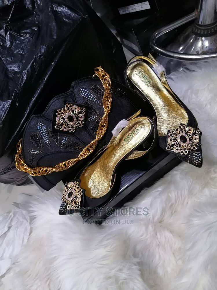 Women's Set of Shoe and Purse   Shoes for sale in Ojo, Lagos State, Nigeria