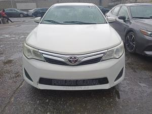 Toyota Camry 2013 White | Cars for sale in Lagos State, Ikeja