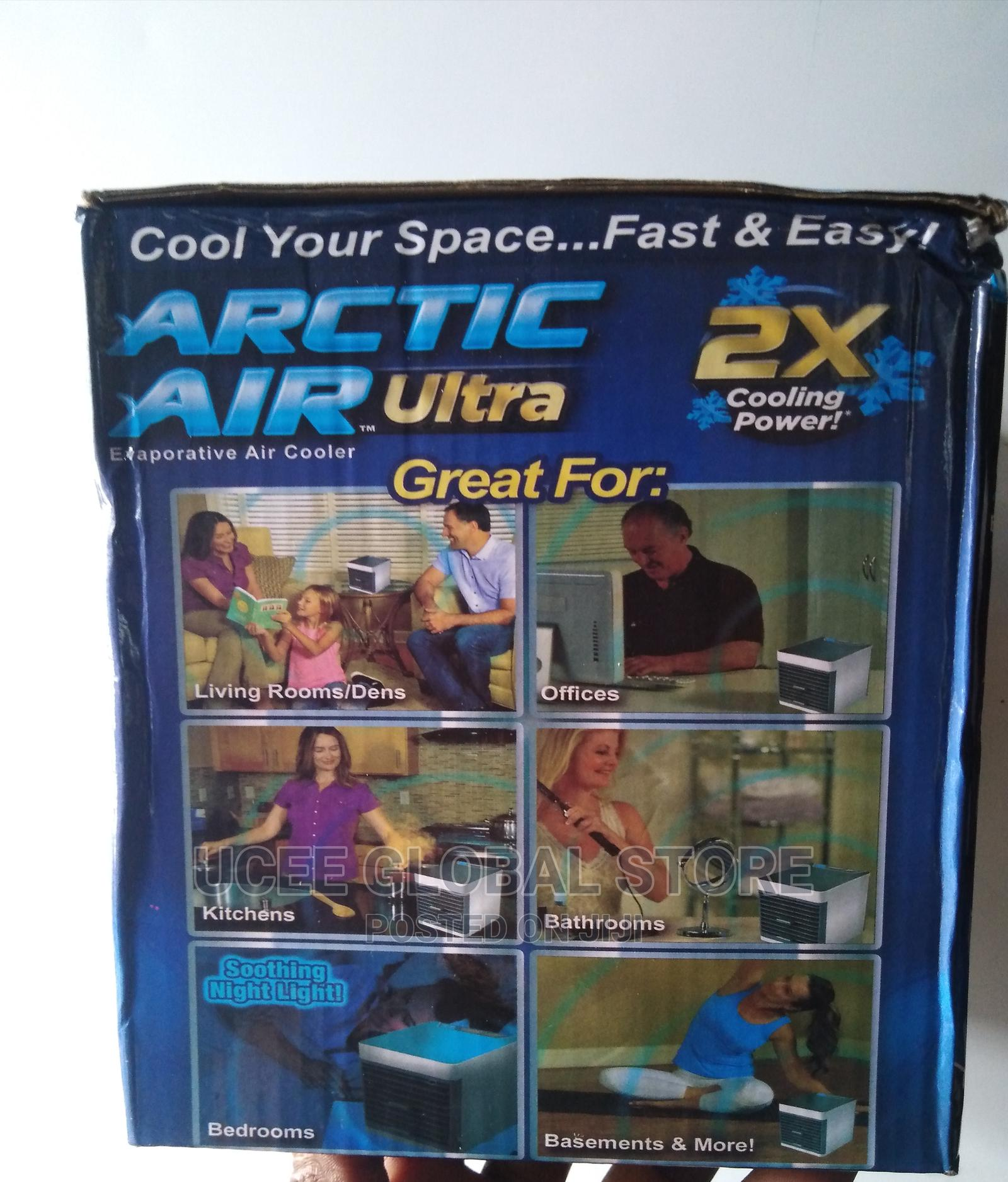 Arctic Air Cooler Mini AC With Usb | Home Appliances for sale in Ikeja, Lagos State, Nigeria