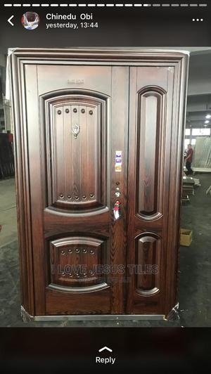 4ft 70mm German Standard Door Usually for Entrance Only   Doors for sale in Lagos State, Lekki