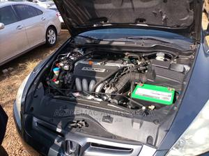 Honda Accord 2005 2.0 Comfort Automatic Gray | Cars for sale in Abuja (FCT) State, Jabi