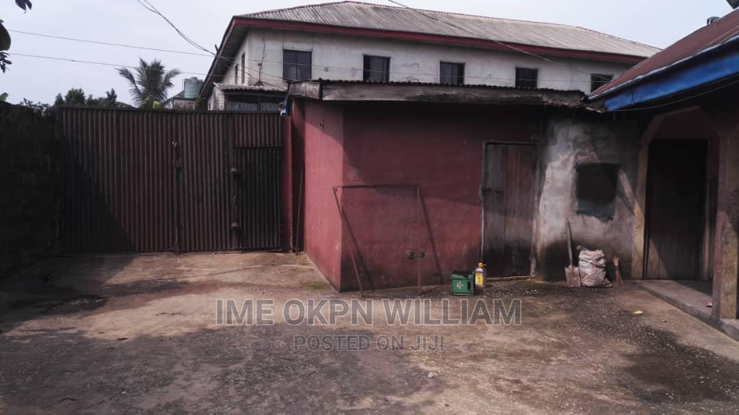 Archive: Fenced Comp., Lock Up Shop, Two Bungalows and a Borehole.