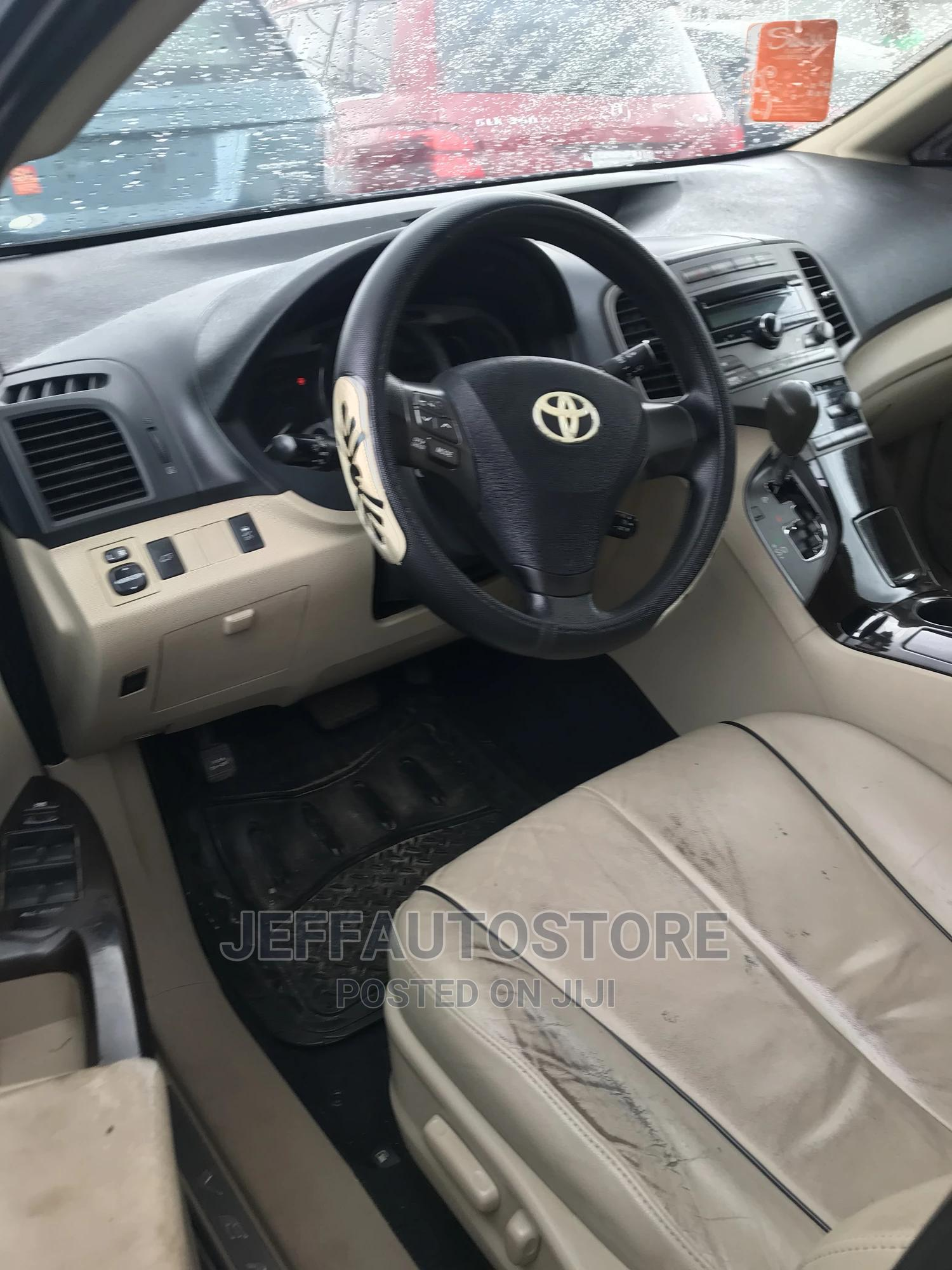 Toyota Venza 2011 V6 AWD Brown | Cars for sale in Ikeja, Lagos State, Nigeria
