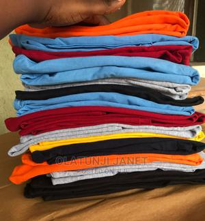 Cotton Plain Tee. | Clothing for sale in Oyo State, Ibadan