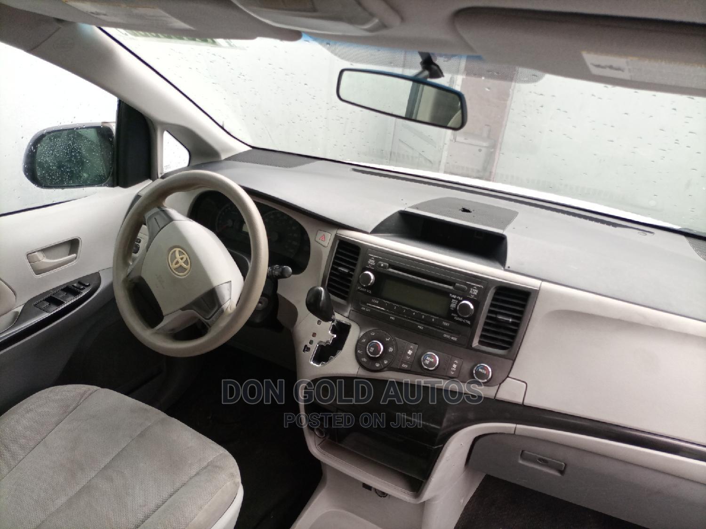 Toyota Sienna 2014 White | Cars for sale in Ikeja, Lagos State, Nigeria