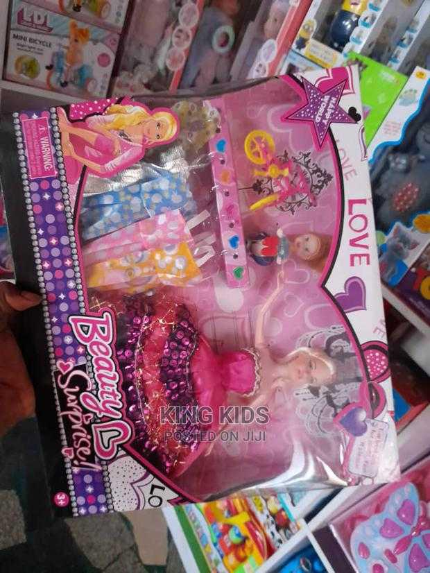 Archive: Beauty Suprise Love Doll for Kids