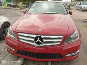 Mercedes-Benz C300 2013 Red   Cars for sale in Lagos State, Amuwo-Odofin