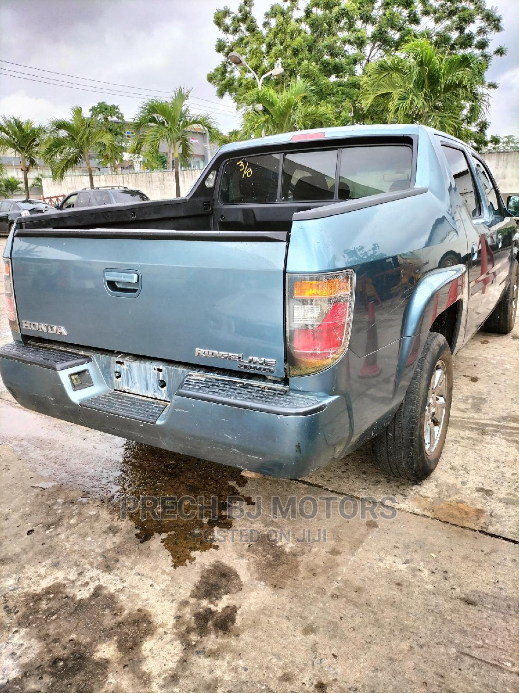 Honda Ridgeline 2006 RT Blue   Cars for sale in Ogba, Lagos State, Nigeria