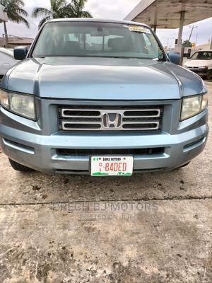 Honda Ridgeline 2006 RT Blue | Cars for sale in Lagos State, Ogba