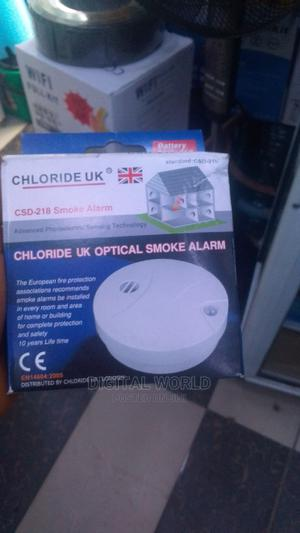 Chloride Uk Smoke Detector   Accessories & Supplies for Electronics for sale in Lagos State, Ikeja