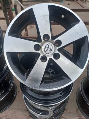High Power Alloy Wheels Tokunbo | Vehicle Parts & Accessories for sale in Oyo State, Ibadan