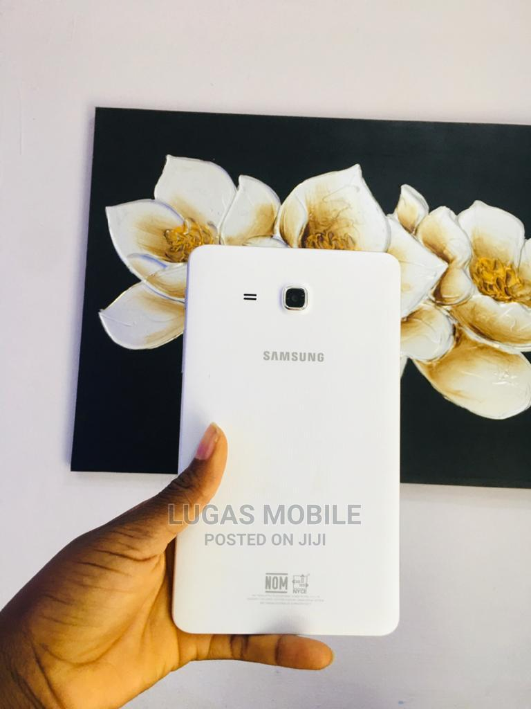 Samsung Galaxy Tab a 7.0 8 GB White   Tablets for sale in Ajah, Lagos State, Nigeria