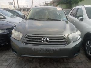 Toyota Highlander 2009 4x4 Green   Cars for sale in Lagos State, Ojodu