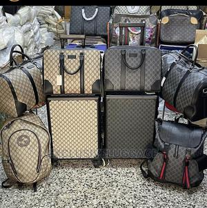 Unique Luggage Boxes and Laptop | Bags for sale in Lagos State, Lagos Island (Eko)