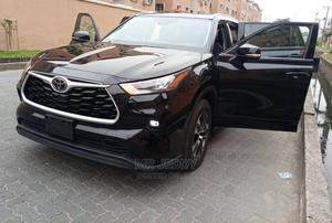 Toyota Highlander 2021 Black | Cars for sale in Lagos State, Maryland